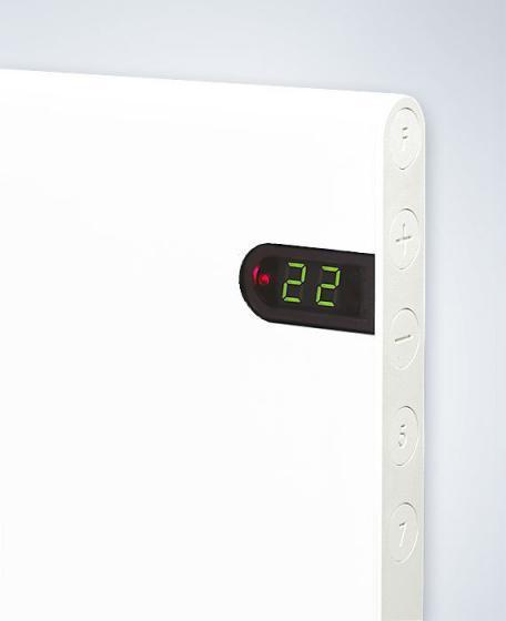 Adax Neo design radiator convector wit