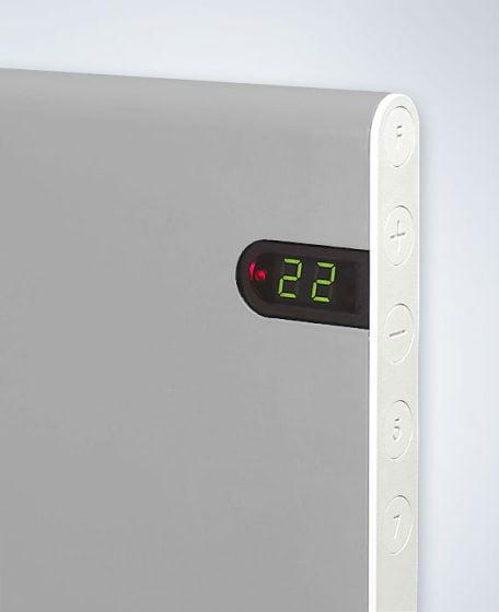 Adax Neo zilvere elektrische verwarming