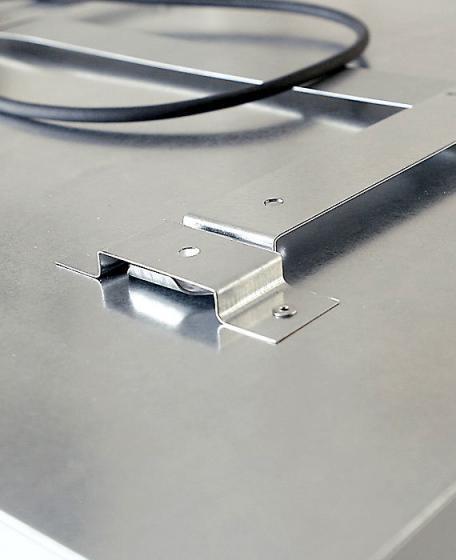 Infraroodpaneel met ophangbeugel