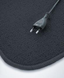Warme voeten mat met infrarood folie