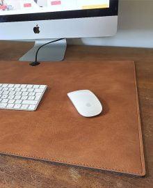 Koude handen warme bureau onderlegger