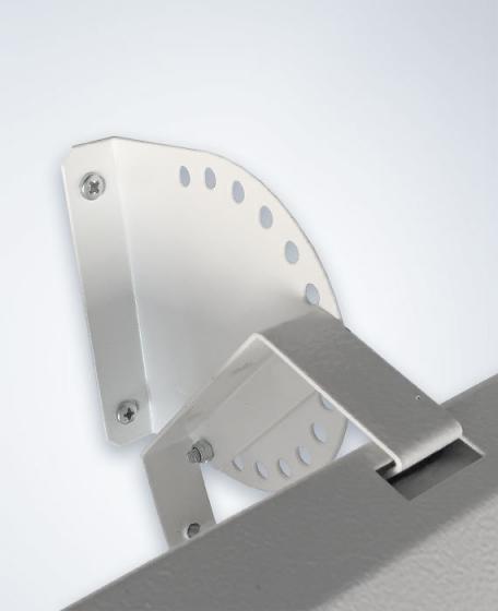 verstelbare beugels HT infraroodpanelen