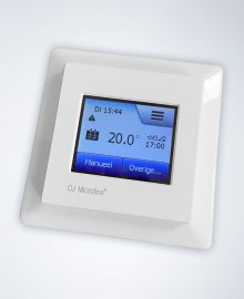 OCD5-touchscreen thermostaat OJ Microline verwarmwinkel