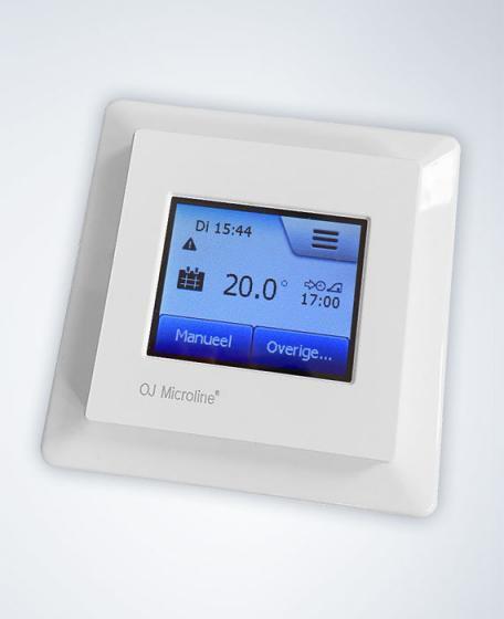 OCD5-touchscreen thermostaat OJ Microline verwarmwinkel