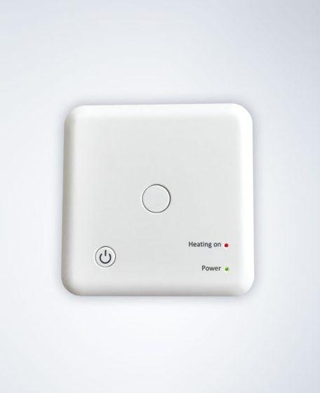 Draadloze ontvanger voor thermostaat