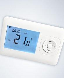 Draadloze thermostaat infrarood verwarming