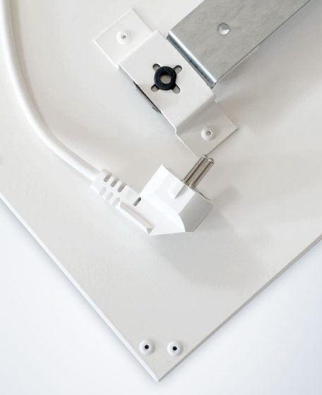 Fenix IKP infraroodpaneel speciale coating verwarming