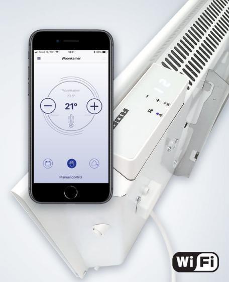 Adax Neo WiFi kachel