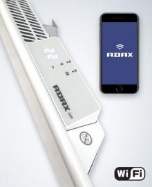 Adax Neo WiFi KWT digitale thermostaat app