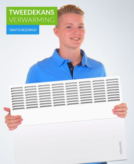 Tweedekans Atlantic radiator