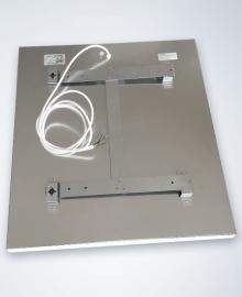 Infrarood paneel ophangbeugel