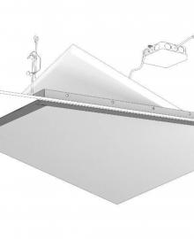 Fenix inbouw frame infrarood verwarming