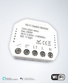 Inbouw WiFi switch