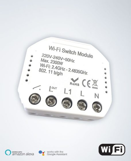 Inbouw WiFi switch