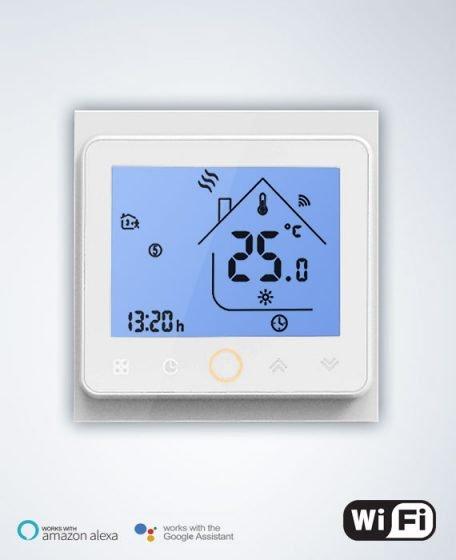 WiFi thermostaat infraroodpanelen