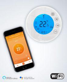 infrarood thermostaat wifi met app bediening