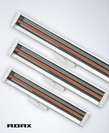 Adax badkamerstraler elektrische kachel