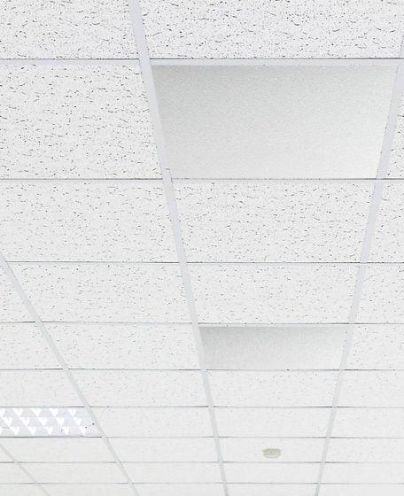 systeemplafond fenix plafond infrarood panelen